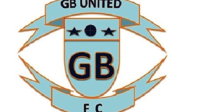 GB UNITED FC logo